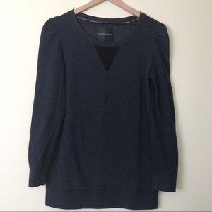 Victoria's Secret | Blue Long Sleeve Pullover Sz M